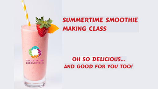 Healthy Summer Smoothies logo