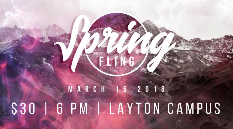 Fusion Spring Fling All-Nighter logo