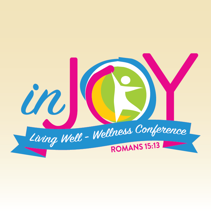 In-Joy Living Well Women's Conference 2017 logo