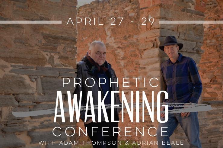 The Prophetic Awakening Conference logo