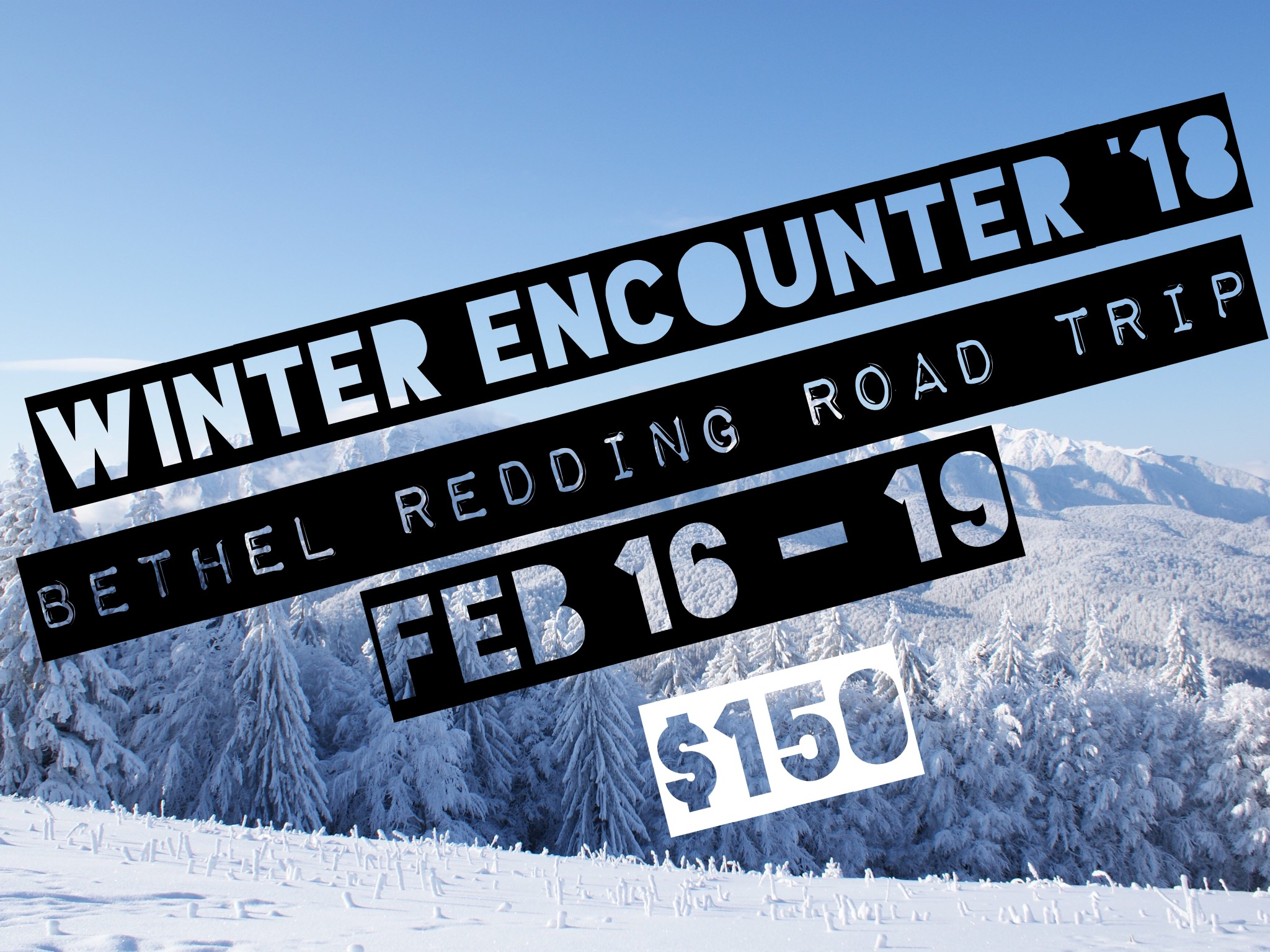 Winter Encounter 2018 logo