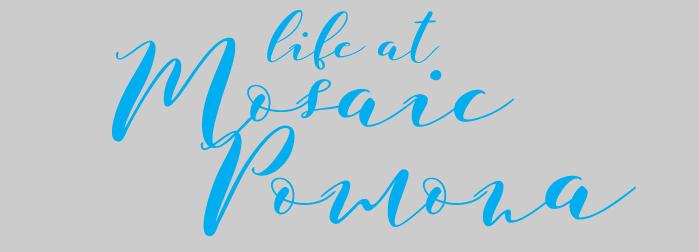 LIFE AT MOSAIC POMONA JUNE logo