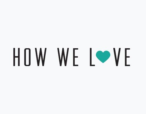 How We Love October 2017 logo