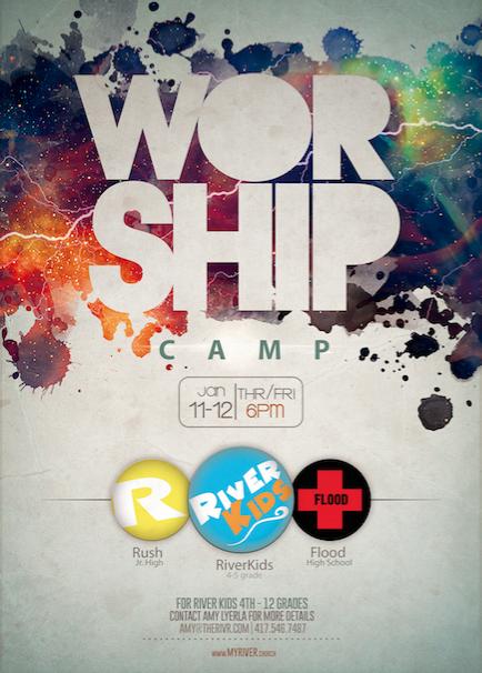 Worship Camp logo
