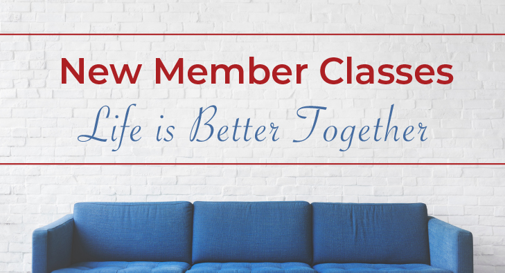 Winter New Member Classes logo