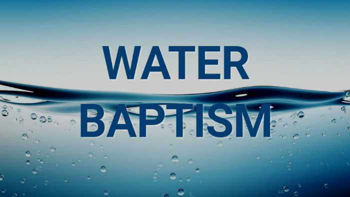 Baptism Fellowship logo