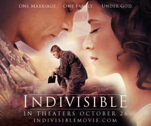 Family Movie Night - Indivisible logo