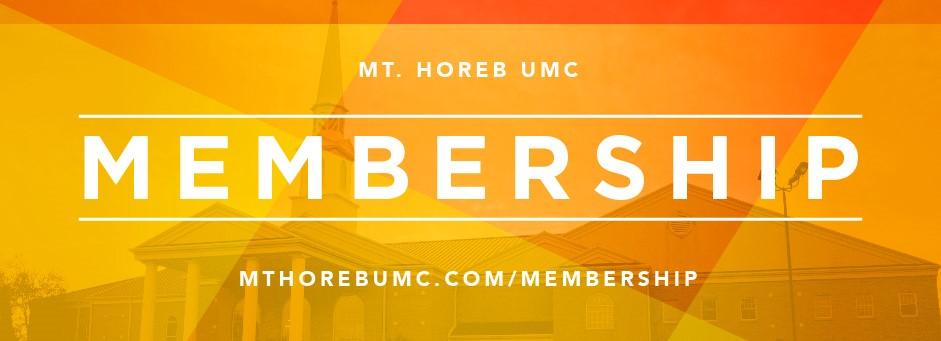 New Member Class November 11, 3-5pm logo