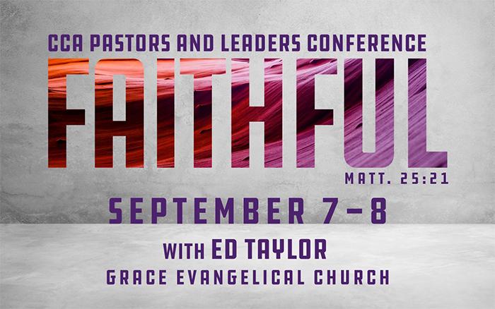 Calvary Chapel Heartland Regional Pastors & Leaders Conference 2018 logo