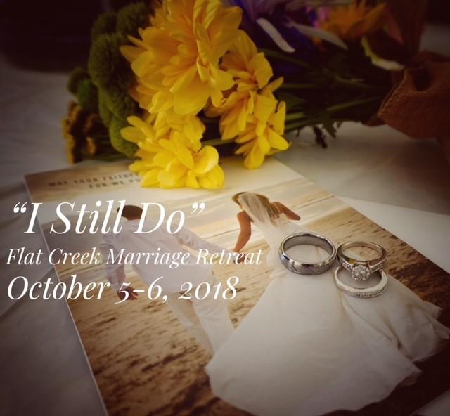 I Still Do Marriage Retreat logo