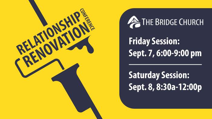 Relationship Renovation Conference logo