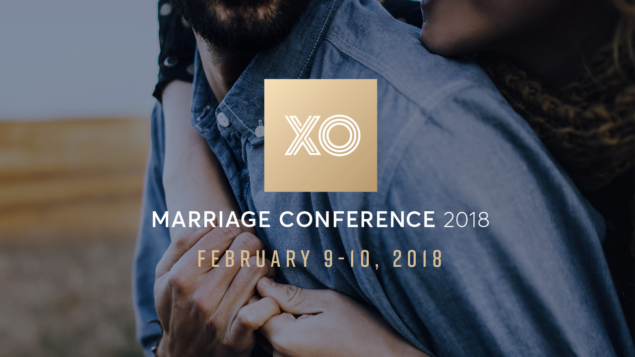 XO Marriage Conference 2018 logo