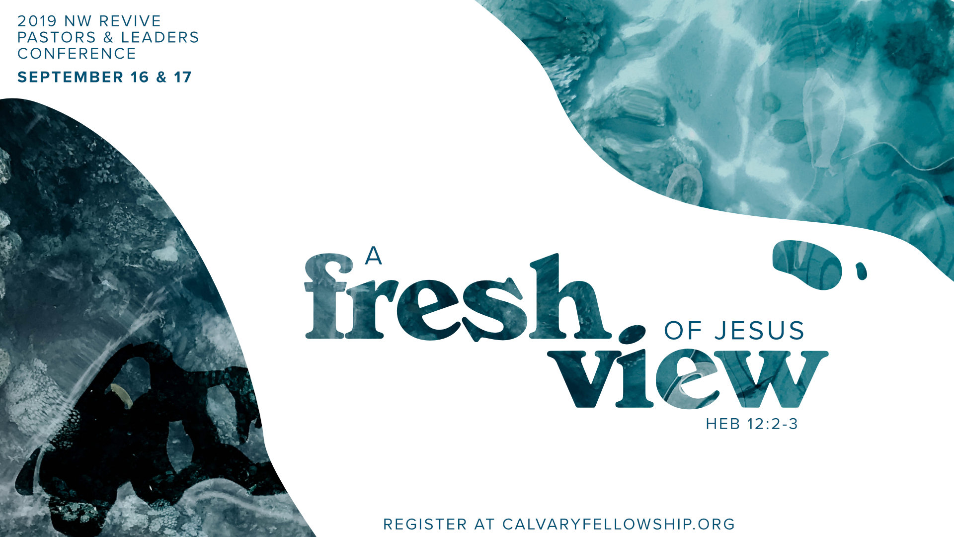 Revive 2019 - NW Pastors and Leaders Conference logo