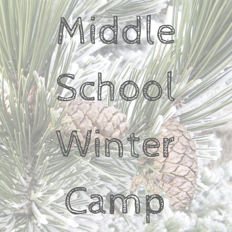 Middle School Winter Camp logo