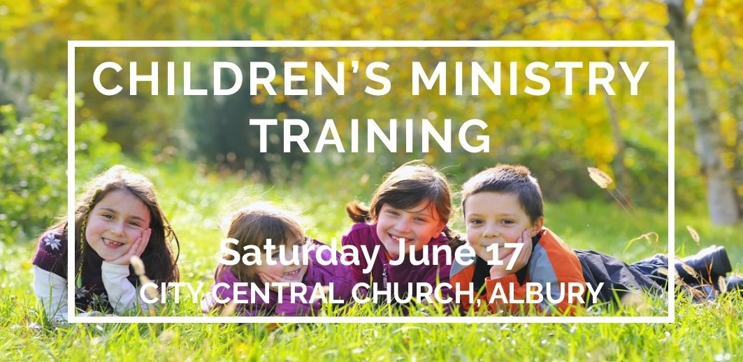 Children's Ministry Training logo