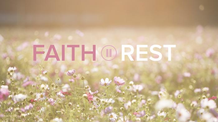 Faith-Rest Womens Event logo