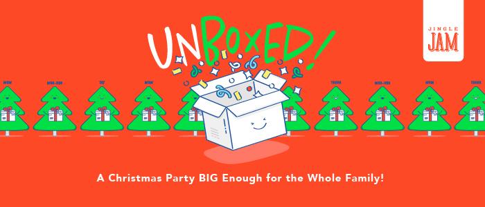 Jingle Jam - Dec 15 logo