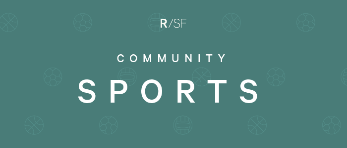 Reality SF Community Sports - Summer 2018 logo