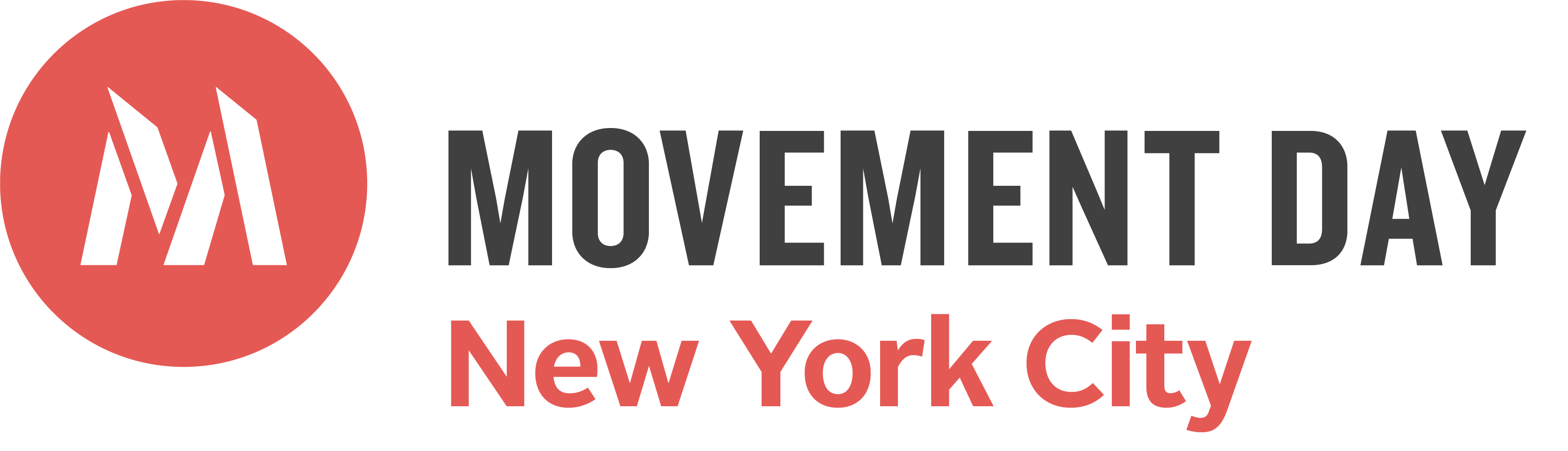Movement Day New York City 2017 logo