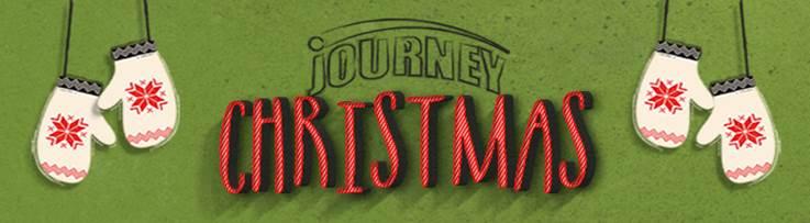 Journey Christmas logo