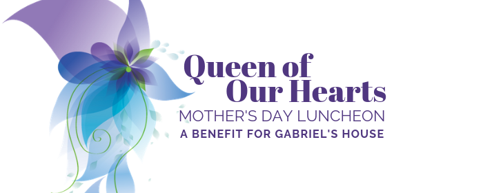 Queen of Our Hearts Luncheon 2019 logo