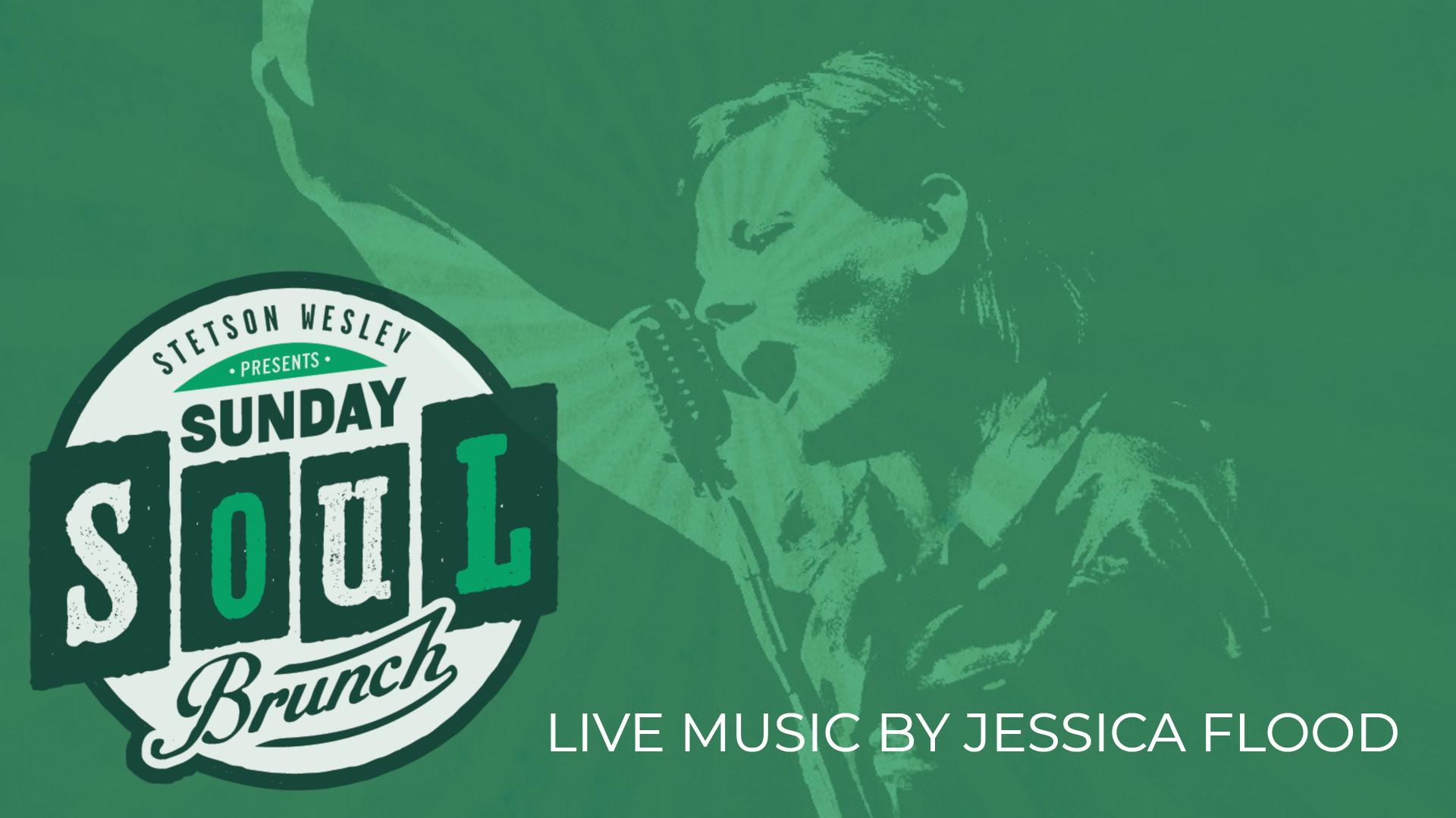 Sunday Soul Brunch | Stetson Wesley Homecoming logo