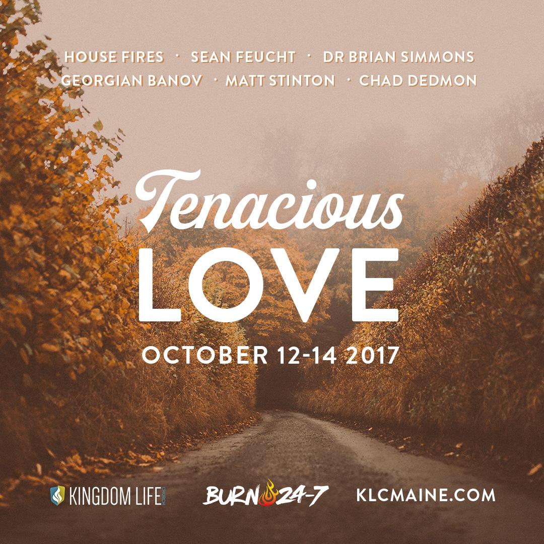 Tenacious Love 2017 logo