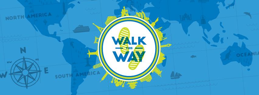 VBS 2016: Walk This Way logo