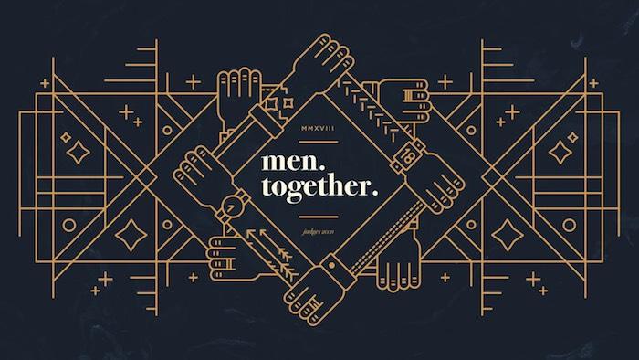 Mens Conference 2018: Men Together logo