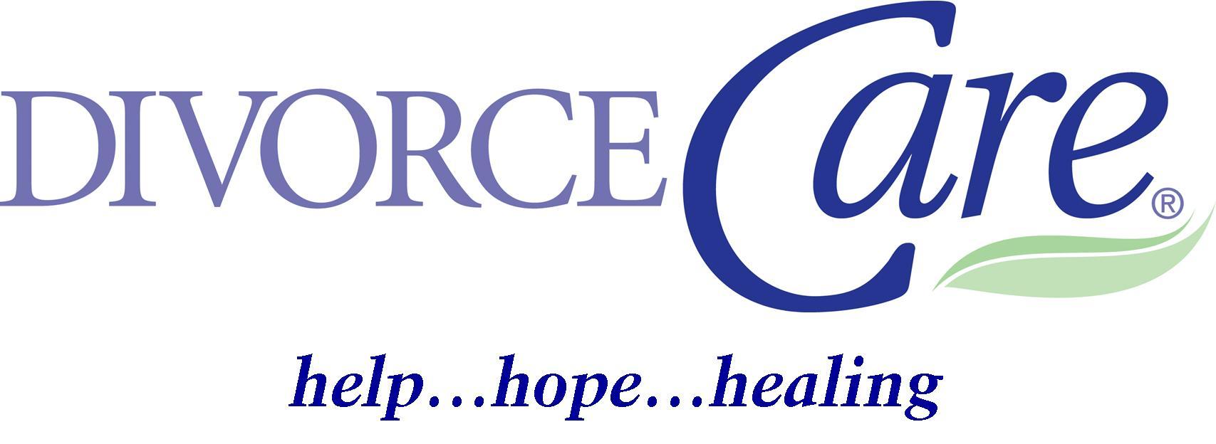 Divorce Care - Fall 2017 logo