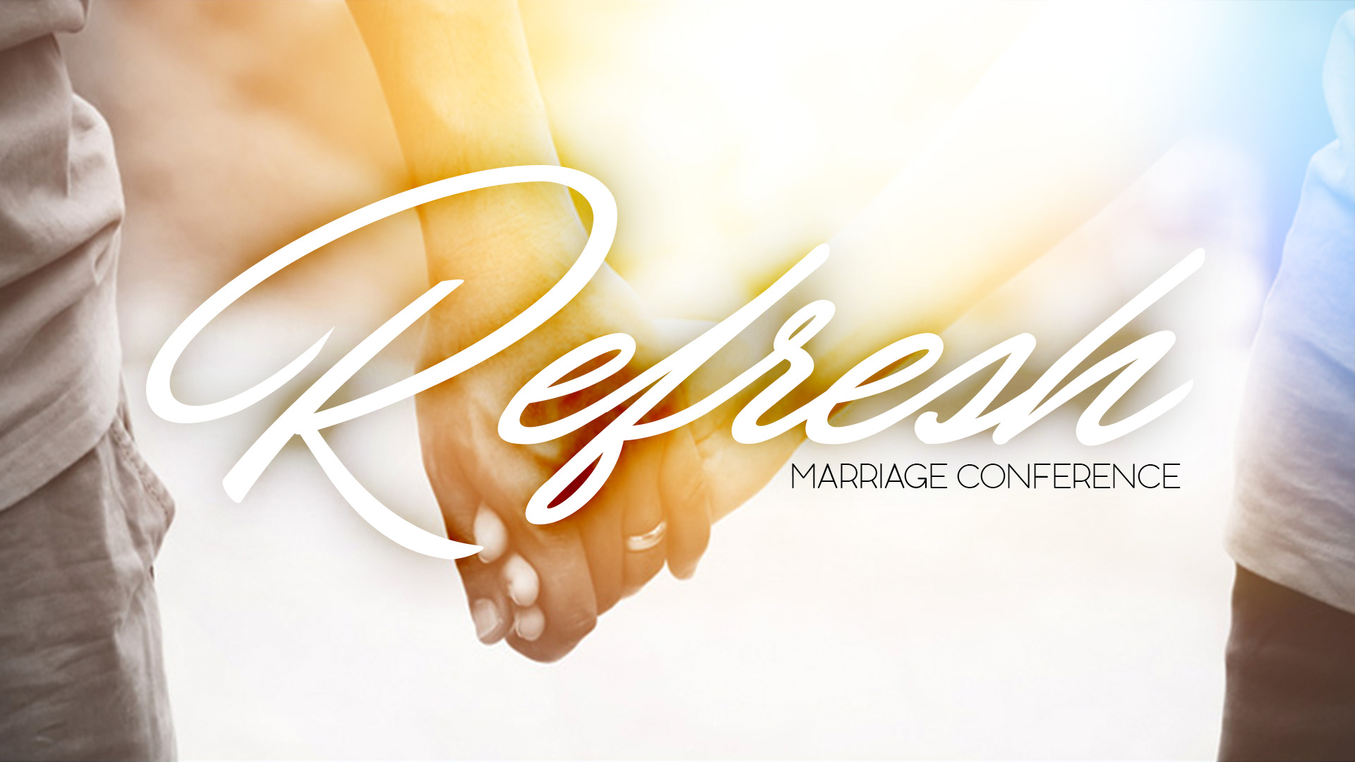 Refresh Marriage Conference logo