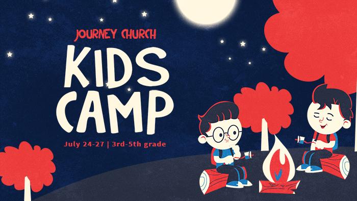 Kid's Camp 2018 logo