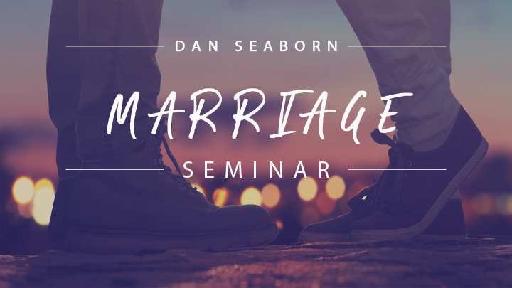 Dan Seaborn Marriage Seminar logo