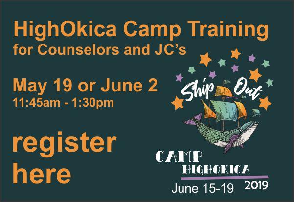 HighOkica Camp Training logo