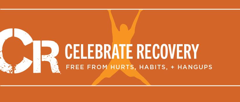 Celebrate Recovery Fall 2017 logo