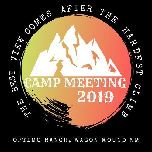 Camp Meeting 2019 logo