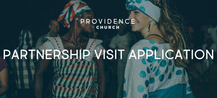 Partnership Visit Application logo