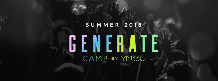 Camp 2018 logo