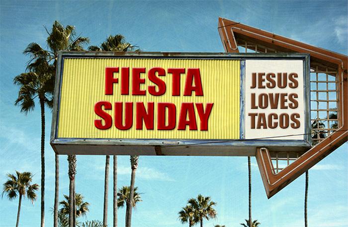 Fiesta Sunday 2017 logo