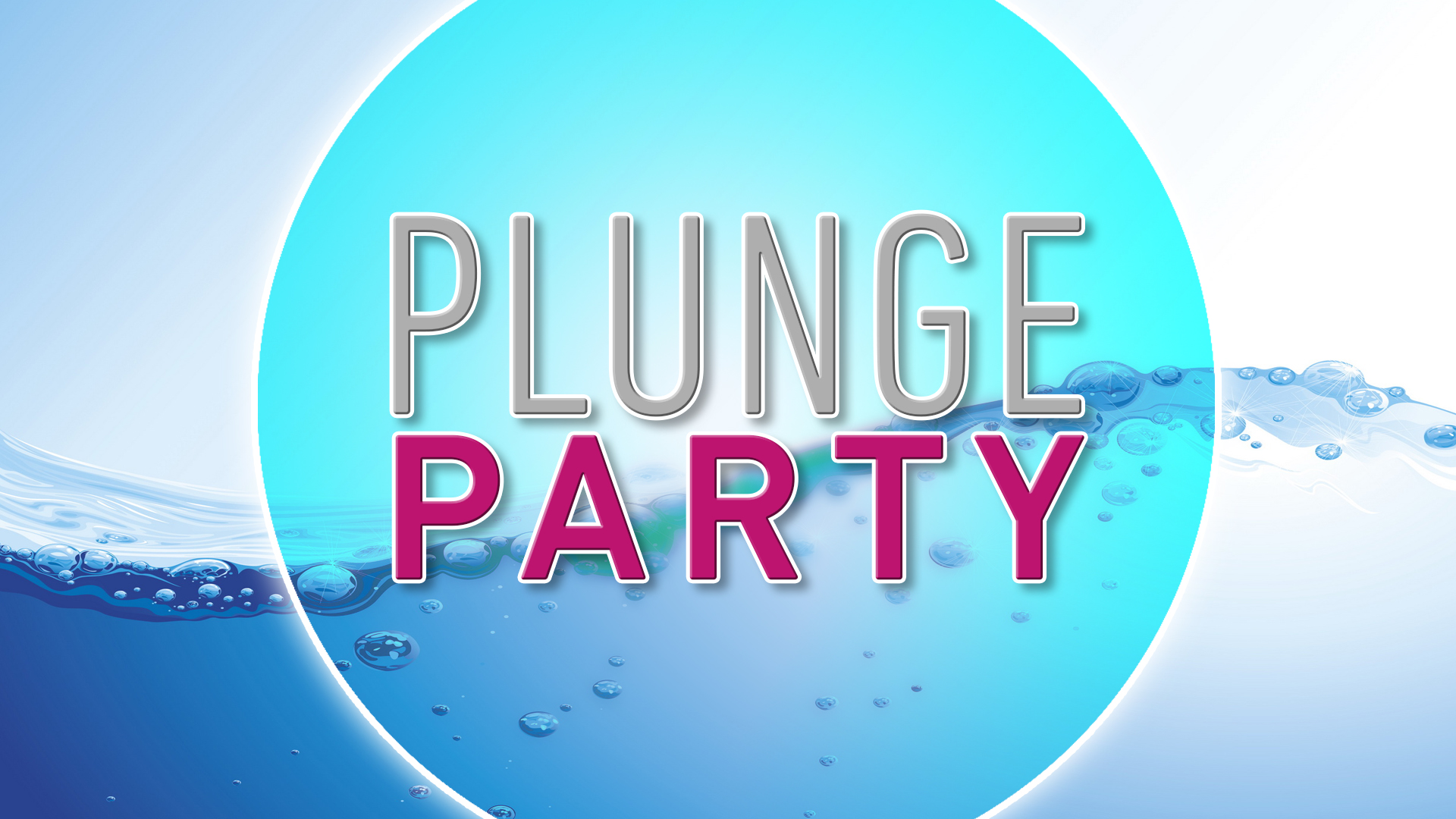 Plunge Party logo