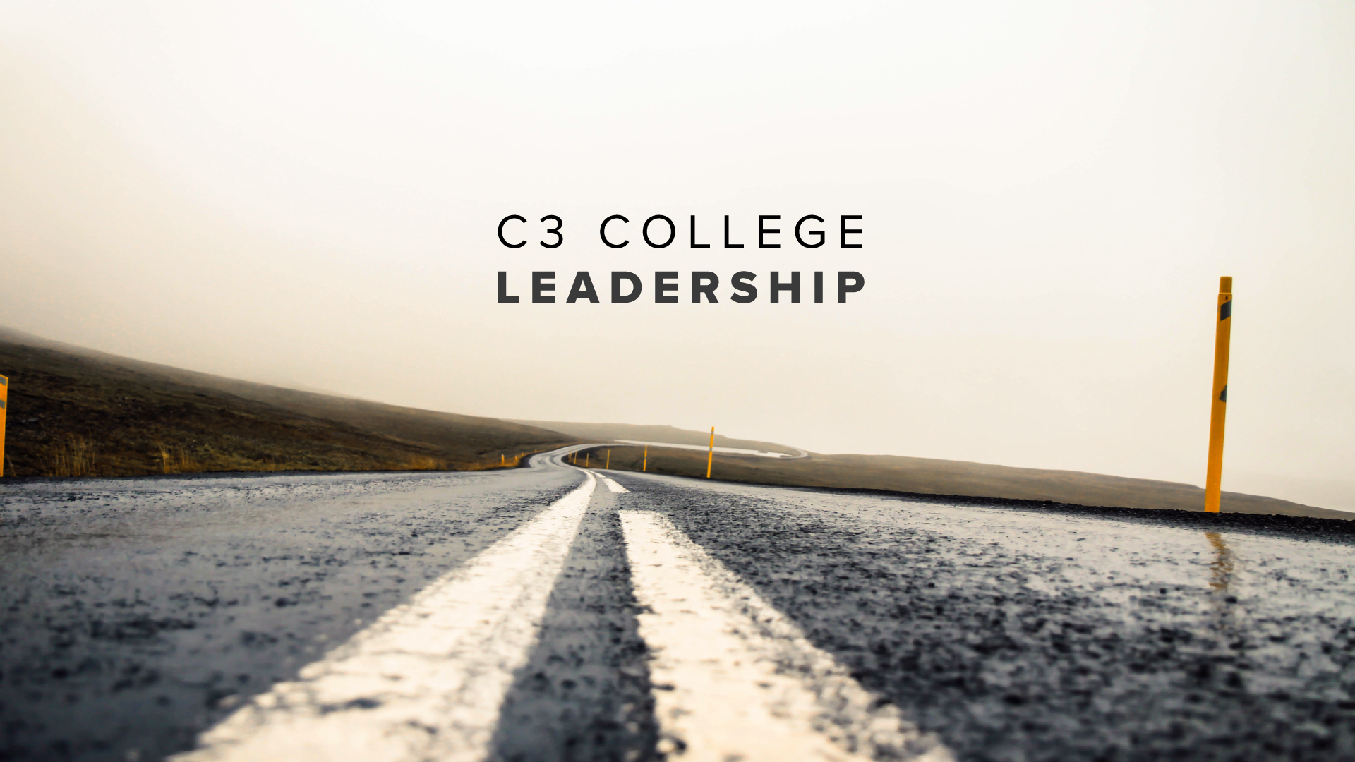 "C3 College ""Leadership 1"" logo"