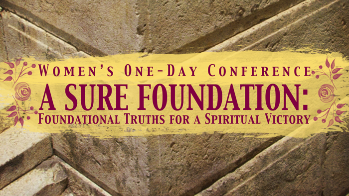 2018 Women's One-Day Conference logo