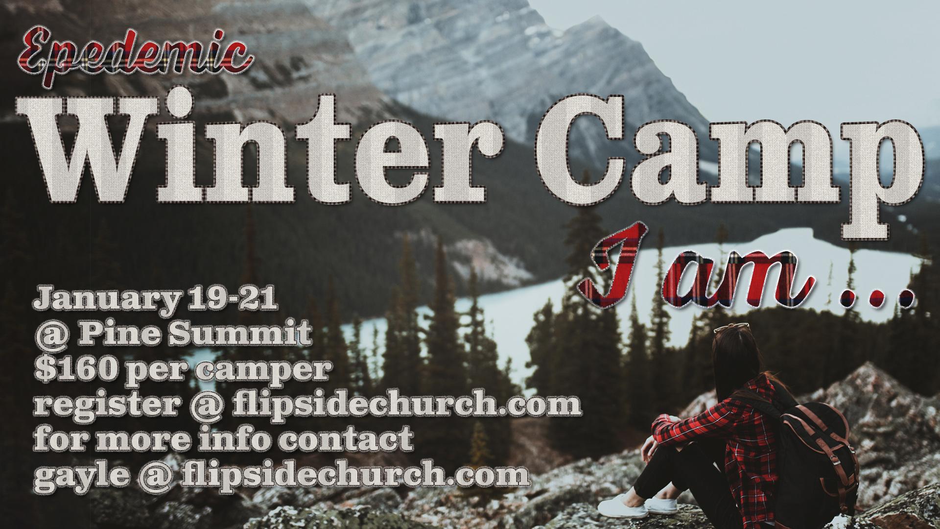 Epidemic Winter Camp logo