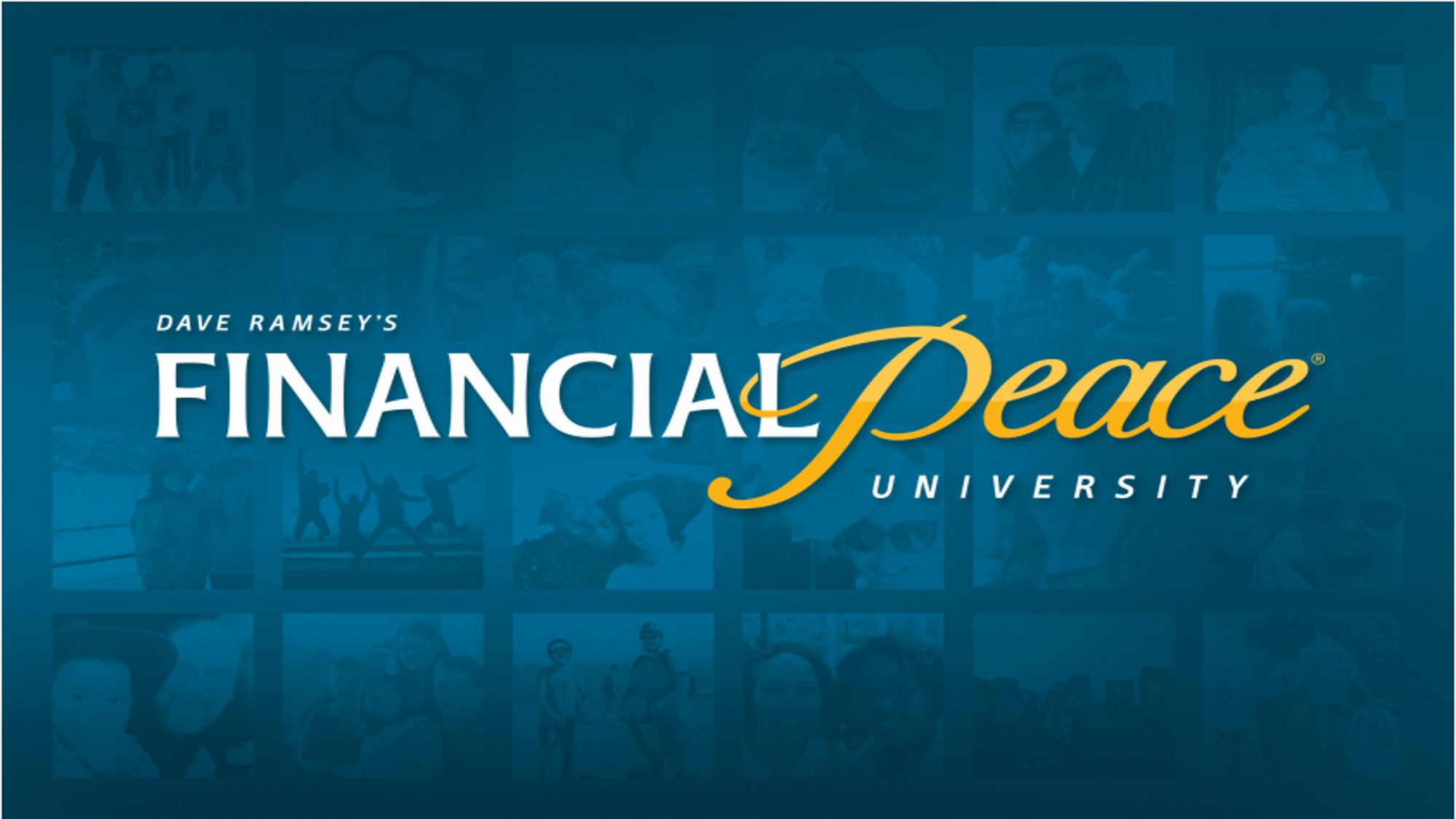 Financial Peace University (Wilkes-Barre) logo