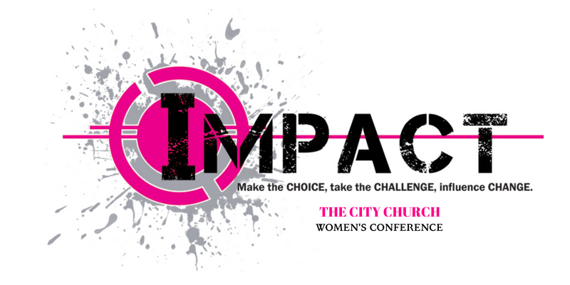 The City Church IMPACT Women's Conference 2018 logo
