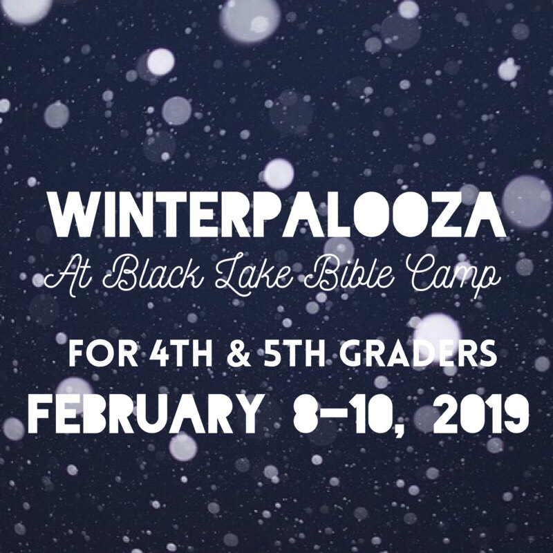WinterPalooza (4th & 5th Grade Winter Camp) logo