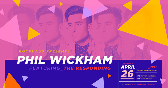 Phil Wickham Live logo
