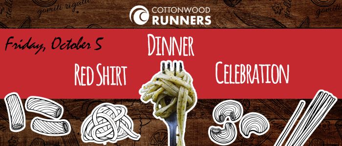 Red Shirt Dinner logo
