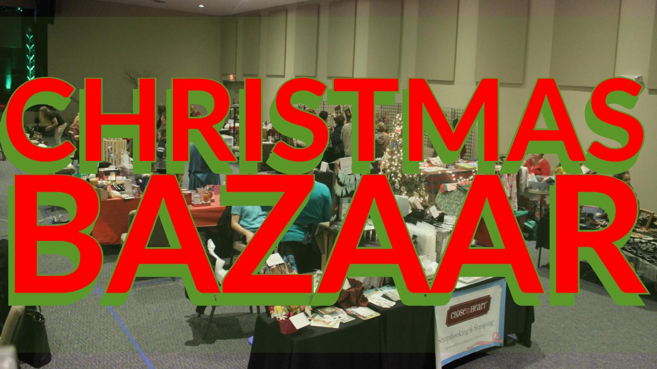 2018 MCC's Christmas Bazaar logo