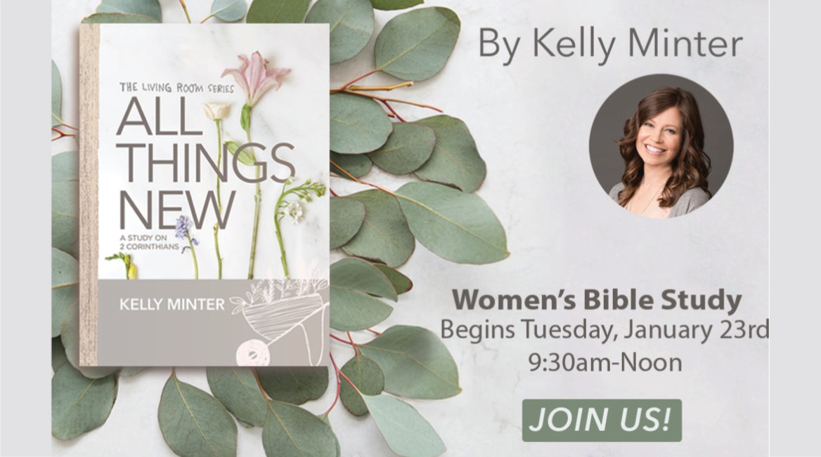Women's Bible Study (All Things New) logo